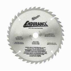 Milwaukee® Endurance® Circular Saw Blade, 6-1/2 in Dia, 5/8 in, 48 MATB Teeth, Carbide Cutting Edge