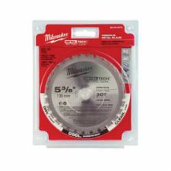 Milwaukee® 48-40-4070 Circular Saw Blade, 5-3/8 in Dia, 20 mm, 30 ATB Teeth, Carbide Cutting Edge
