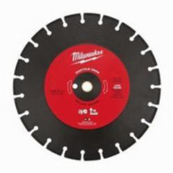 Milwaukee® 49-93-7340 Circular Diamond Blade, 14 in Dia, 1 in