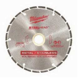 Milwaukee® SteelHead™ 49-93-7805 Cut-Off Diamond Blade, 4-1/