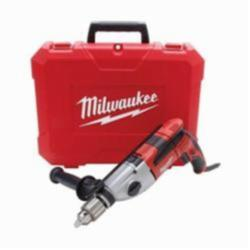 Milwaukee® 5380-21 Corded Hammer Drill Kit, 1/2 in Keyed Chuck, 5000 ft-lb Torque, 120 VAC (Kit)