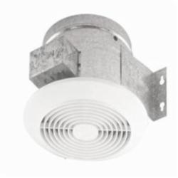 BROAN 673 Ventilation Fan, 60 CFM, 4.5 Sones