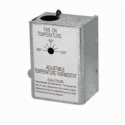 BROAN RFTH95 Automatic, adjustable thermostat replacement part for NuTone powered attic ventilators.