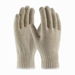 PIP® 35-C410 Heavy Weight Knit Gloves, L, Natural, Seamless, Cotton/Polyester