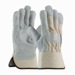 PIPR 80-8800/XL X-LARGE LEATHER PALM GLOVES W/KEVLAR