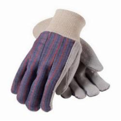PIPR 86-4104 MENS LEATHER PIM/CLUTE CUT GLOVE