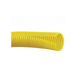 Corr. Loom Tubing Slit, .38 (9.7mm) X 1