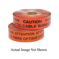 PAND HTDU3R-E RED DET MARKING TAPE