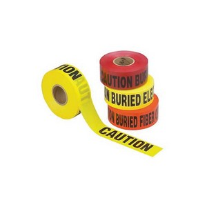 PAND HTU6R-E RED MARKING TAPE