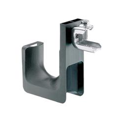 Panduit® J-Pro™ JP2SBC50-L20 J Hook With Screw-on Beam Clamp, 30 lb Load, Nylon