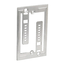PAND LV-W-1G LOW VOLT MOUNT PLATE