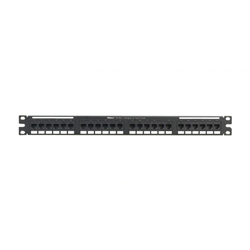 PAND NK5EPPG24Y NETKEY CAT5E 24PORT PATCH PANEL