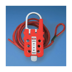 Panduit® PSL-MLD MULTI-LOCKOUT HASP W/6F