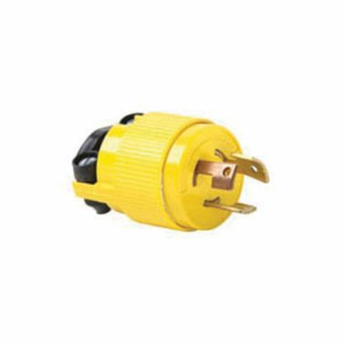 P&S 7554-SS TRNLK PLUG 3-WIRE 15A/125V 10A/250V | Steiner Electric on three pin plug, 10a 250v power cord, 10a 125v plug, 10a 250v fuse, power plug, 10a 250v adapter usa,