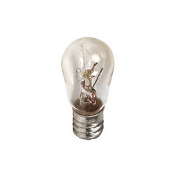 PHIL 6S6-120-130V CLR S6 CAND LAMP
