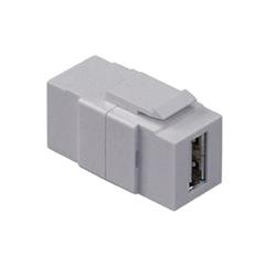 LEV 40835-G USB FEED THROUGH CONN