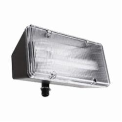 FLOOD CFL 13W CFL 120V AND LAMP BRONZE