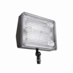 FLOOD CFL 39W CFL 120V AND LAMP BRONZE