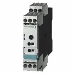 SIRIUS 3RP1505-1AP30 Timing Relay, 0.05 sec to 100 hr Time Setting, 24 VAC/240 VDC, 1CO Contact Form