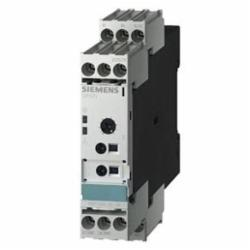 SIRIUS 3RP1505-1BW30 Timing Relay, 0.05 sec to 100 hr Time Setting, 24 VAC/240 VDC, 2CO Contact Form