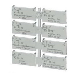 SIEMENS 3RP1901-0A LABEL SET FOR 1SPDT TIMER
