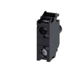 S-A 3SU14011BH401AA0 LED MODULE GRN 24-240VAC SCREW TERMINAL