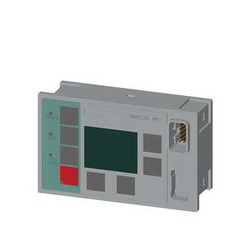 SIEMENS 3UF72101AA000 SIMOCODE PRO V GRAPHICAL OPERATOR PANEL