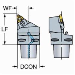 Sandvik Coromant 5726867 T-Max® U-Lock, C3 System, Left Hand