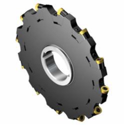 Sandvik Coromant 5738028 CoroMill® 331 Adjustable Full Side and Face, N331.32..Txx.. MQ Insert, 4.0787 in Dia x 3/8 in W Cutting, Neutral, Arbor Shank