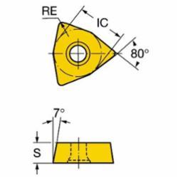 SAND WCMX 05 03 S R-54 235 U-DRILL INSERT 5756106