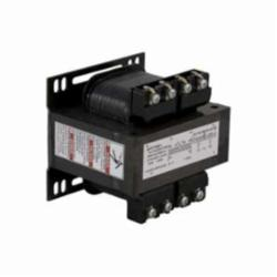 Square D 9070T150D1 TRANSFORMER CONTROL 150VA 240/480V-120V,1-Phase,105 deg.C,120V or 115V or 110V,150VA,240x480V or 230x460V or 220x440V,55 Degrees C,Copper,Industrial Control Transformer,Open,Panel,Screw Clamp,Specifically designed to handle high inrush associated with contactors and relays for applications such as conveyor systems, paint lines, punch presses or overhead cranes,UL Listed, CSA, CE Marked