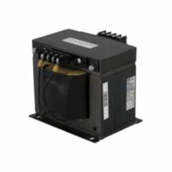 Square D 9070T2000D1 TRANSFORMER CONTROL 2000VA 240/480V-120V,1-Phase,115 Degrees C,120V or 115V or 110V,180 deg.C,2000VA,240x480V or 230x460V or 220x440V,Copper,Industrial Control Transformer,Open,Panel,Screw Clamp,Specifically designed to handle high inrush associated with contactors and relays for applications such as conveyor systems, paint lines, punch presses or overhead cranes,UL Listed, CSA, CE Marked