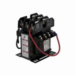 Square D 9070TF100D1 TRANSFORMER CONTROL 100VA 240/480V-120V,0.41 x 1.50 Inch (Class CC) Primary Fuse Holders,1-Phase,100VA,105 deg.C,120V or 115V or 110V,240x480V or 230x460V or 220x440V,55 Degrees C,Copper,Develop to help customers comply with UL Standard 508 and NEC 450,Industrial Control Transformer,Open,Panel,Screw Clamp,UL Listed, CSA, CE Marked