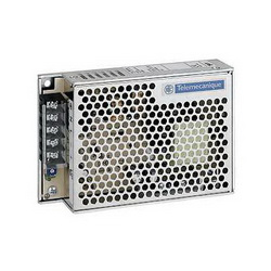 Schneider Electric ABL1REM12050 POWER SUPPLY 12VDC 5AMP ABL1 +OPTIONS,#14 to #18 AWG,12 V DC,12 Vdc,5A,60 W,DIN Rail (with mounting kit) / Panel / Mounting bracket,Phaseo Dedicated,power supply