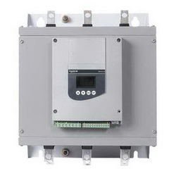 Schneider Electric ATS48C21Y SOFT START 208-690VAC 210A ATS48,-10...40 deg.C without derating-> 40...60 deg.C with current derating of 2 per deg.C-> 40...60 deg.C with current derating of 2 per deg.C,1 to 60 seconds (adjustable),210A,24V,60HP@208V - 75HP@230V - 150HP@460V - 200HP@575V,Altistart 48,IEC/EN 60947-4-2, EMC classes A and B, CE,UL ,CSA,DNV,C-Tick,GOST, CCC,NOM,SERPRO AND TCF,IP00,external bypass (optional),soft starter,severe and standard applications-pumping and ventilation machine