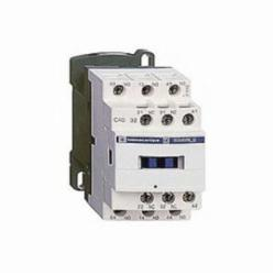 Schneider Electric CAD32BD RELAY 600V 10AMP TESYS + OPTIONS,-40...70 deg.C,10 A at <= 60 deg.C,24VDC,3 NO + 2 NC,A600 - Q600,IP2x front face conforming to VDE 0106,Screw Clamp,TeSys,UL Listed File Number E164353 CCN NKCR - CSA Certified File Number LR43364 Class 3211 03 - CE Marked - IEC Rated,control circuit,control relay,plate-rail
