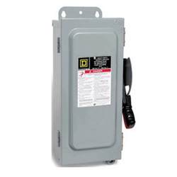 Schneider Electric HU362WH Heavy Duty Safety Switches