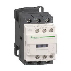 Schneider Electric LC1D09BD CONTACTOR 600VAC 9AMP IEC +OPTIONS,24 V DC,25 A at <= 60 deg.C for power circuit-10 A at <= 60 deg.C for signalling circuit,3 NO,3P,LC1D,contactor,LC1D,resistive load-motor control,Screw Clamp,TeSys,TeSys D,UL Listed (E164862 / NLDX) - CSA Certified (LR43364 3211 04) - IEC Rated (60647-4) - CE Marked - RoHS Compliant,plate-rail