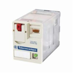 Schneider Electric RXM4AB2F7 PLUG-IN RELAY 250V 6A RXM +OPTIONS,(NO) AC 20ms DC 20ms (NC) AC 20ms DC 20ms,-40...55 deg.C,120 VAC,1200 operating cycles/hour,3630 Ohm at 20 deg.C +/- 15 ,4 C/O,6A,B300,Flat/Spade (Faston Type),IP 40 conforming to IEC/EN 60529,Miniature,plug-in relay,Plug-In Socket (DIN rail or Flange with adapter),UL Listed - CSA Certified - CE Marked - RoHS Compliant