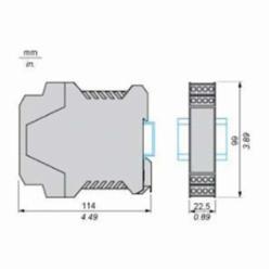 SQD XPSAF5130P 2.5A 300V SFTY RLY