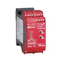 Schneider Electric XPSVNE1142P Safety Relay for Zero Speed Detection - 24 V,24 VDC(- 15...10 ),35 mm symmetrical DIN rail,CSA, TV, UL, EN/IEC 60204-1, EN/IEC 60947-5-1,IP20 conforming to EN/IEC 60529(terminals), IP40 conforming to EN/IEC 60529(enclosure),Preventa,Preventa Safety automation,for zero speed detection,Preventa safety module,captive screw clamp terminals,relay 1 NO + 1 NC