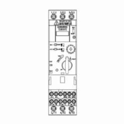 SIEMENS 3RA6120-1AB32 DOL COMPACT STARTER 24VUC 0.1-0.4A DIN