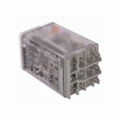 Siemens PREMIUM PLUG-IN RELAY,3PDT, 10A, 120VAC