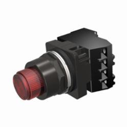 SIEMENS 52BT6D2AB PTT/ILL PB NEMA4X FV 24V RED NO-NC LED