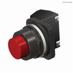 Siemens PUSHBUTTON,MOM,RED,EXTENDED,2POS