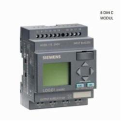 Siemens 6ED1052-1MD00-0BA6 Programmable Relay Display Module, 12/24 VDC, 3 A Inductive Load/10 A Resistive Load