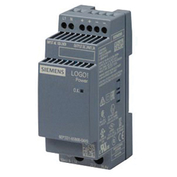 Siemens 6EP3331-6SB00-0AY0 Stabilized Power Supply, 85 to 264 VAC/110 to 300 VDC Input, 24 VDC Output, 0.7/0.35 A Input, 1.3 A Output, 1.3 A