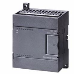 SIEMENS 6ES72317PD220XA0 S7-200 EM 221 GEN 2 AC INPUT MODULE