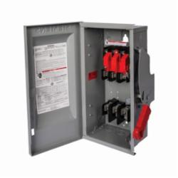 Siemens 30A 3P 600V 3W FUSED HD TYPE 1