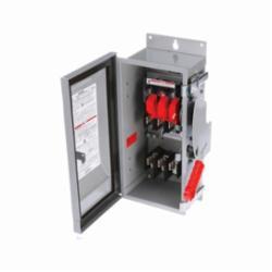 Siemens 30A 3P 600V 3W FUSED HD TYPE 12
